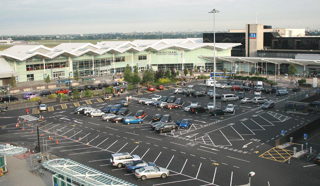 Long Stay Car Parking Birmingham International Airport