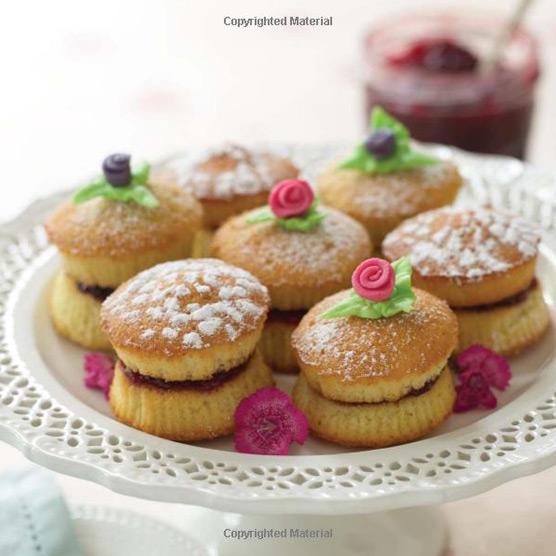Bake Me I'm Yours...Sweet Bitesize Bakes by Sarah Trivuncic of Maison Cupcake