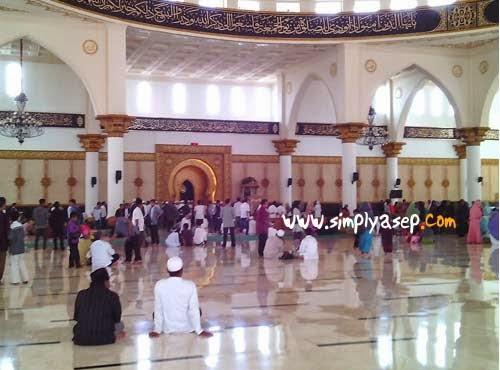Kajian Ruqyah Di Masjid Raya Mujahidin