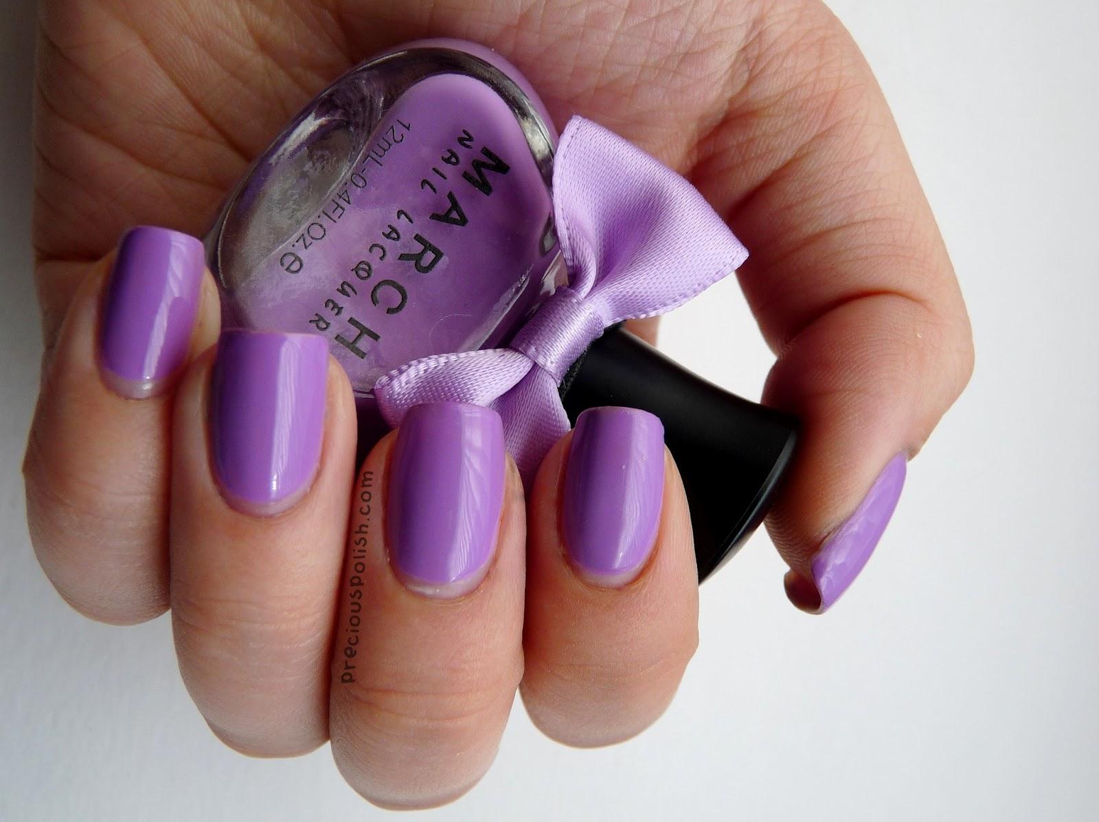 precious polish: Born Pretty Store Review: March Nail Lacquer MM-005 ...