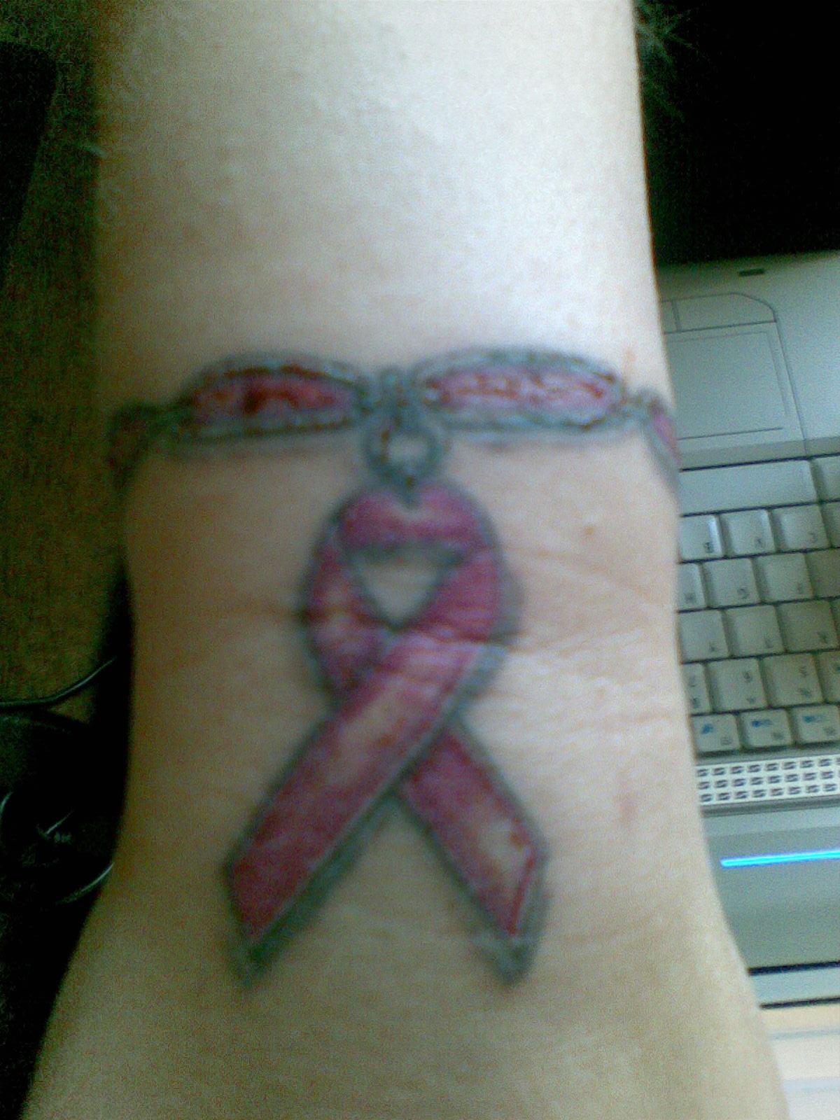 Cancer Awareness Tattoos
