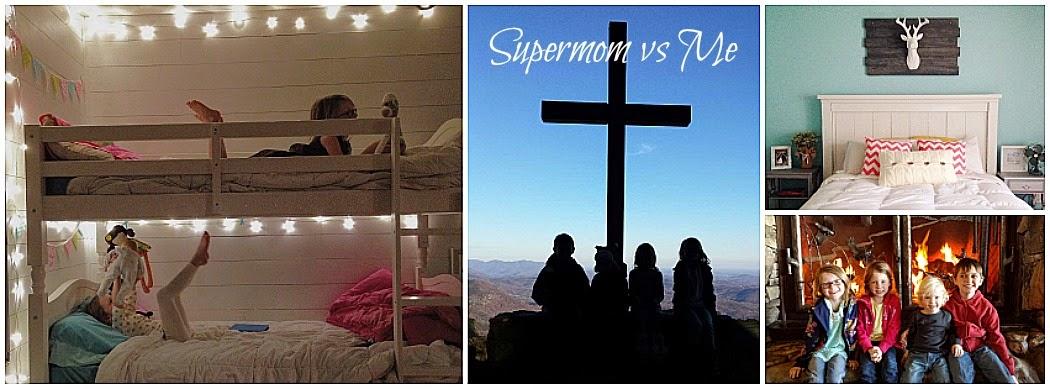 Supermom vs Me