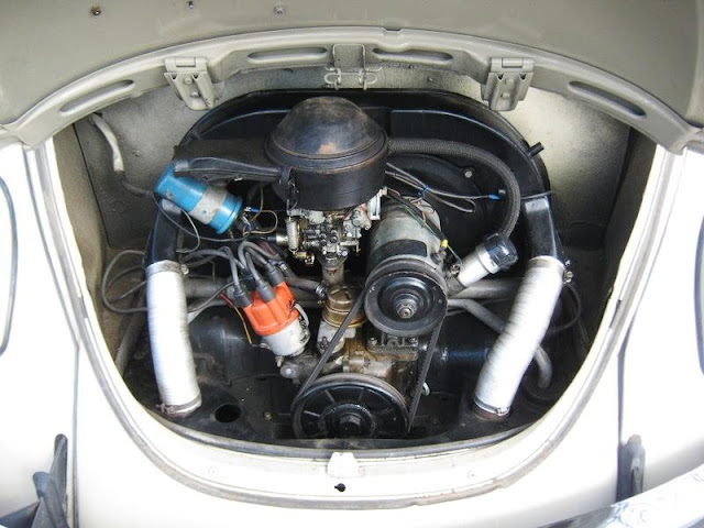 Engine For 1969 Vw Beetle Engine Free Engine Image For
