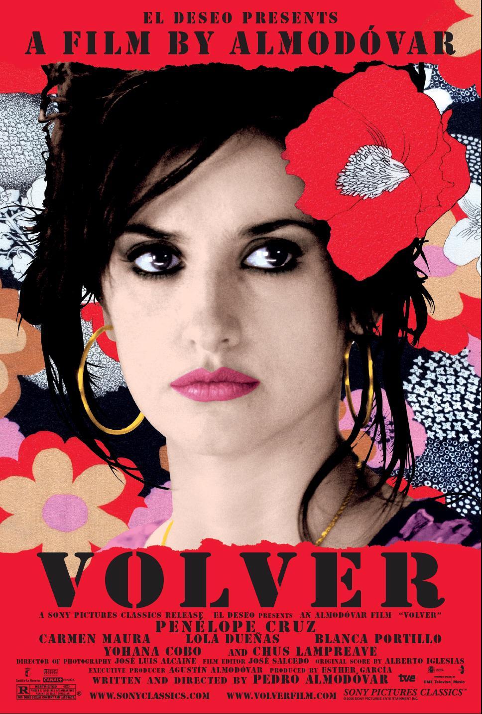 Volver Movie