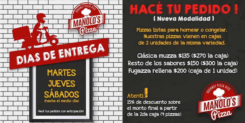 Manolo´s Pizza
