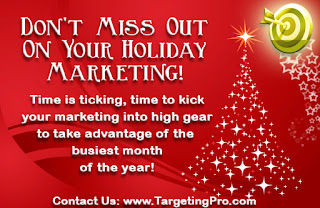 Christmas and Holiday Marketing Design Firm