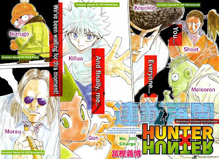 hunter x hunter gon anime wallpaper color picture