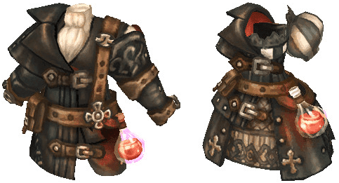 Tree of Savior Plague Doctor
