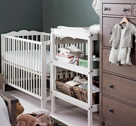 I d e a organizar armarios de ni os y beb s - Ikea habitaciones bebe ...