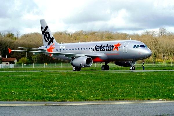 Jetstar. ZonaAero