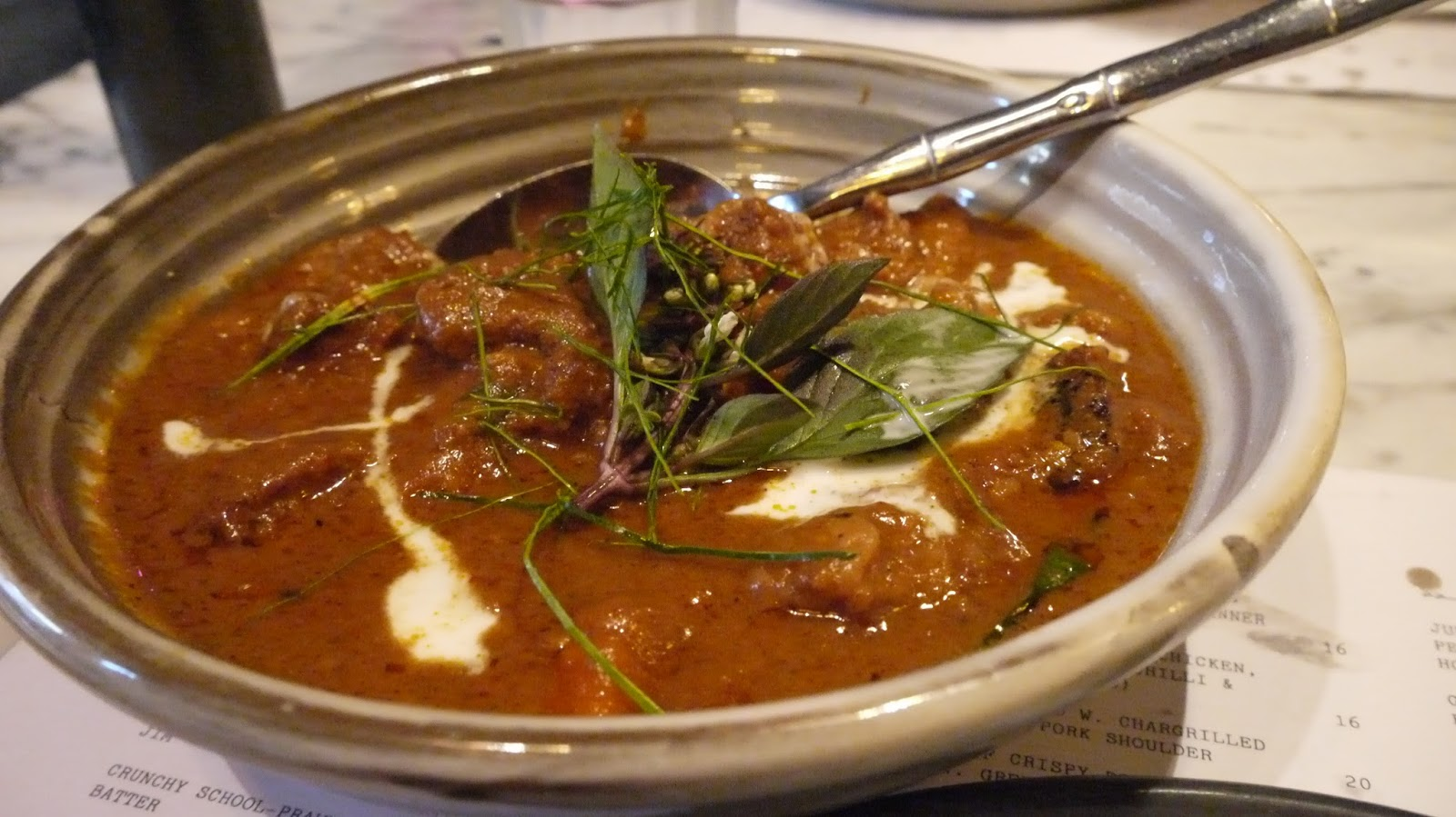 Thai, Adelaide, Massaman Curry, Pork Hock, East End, Golden Boy, Botanic. Asian