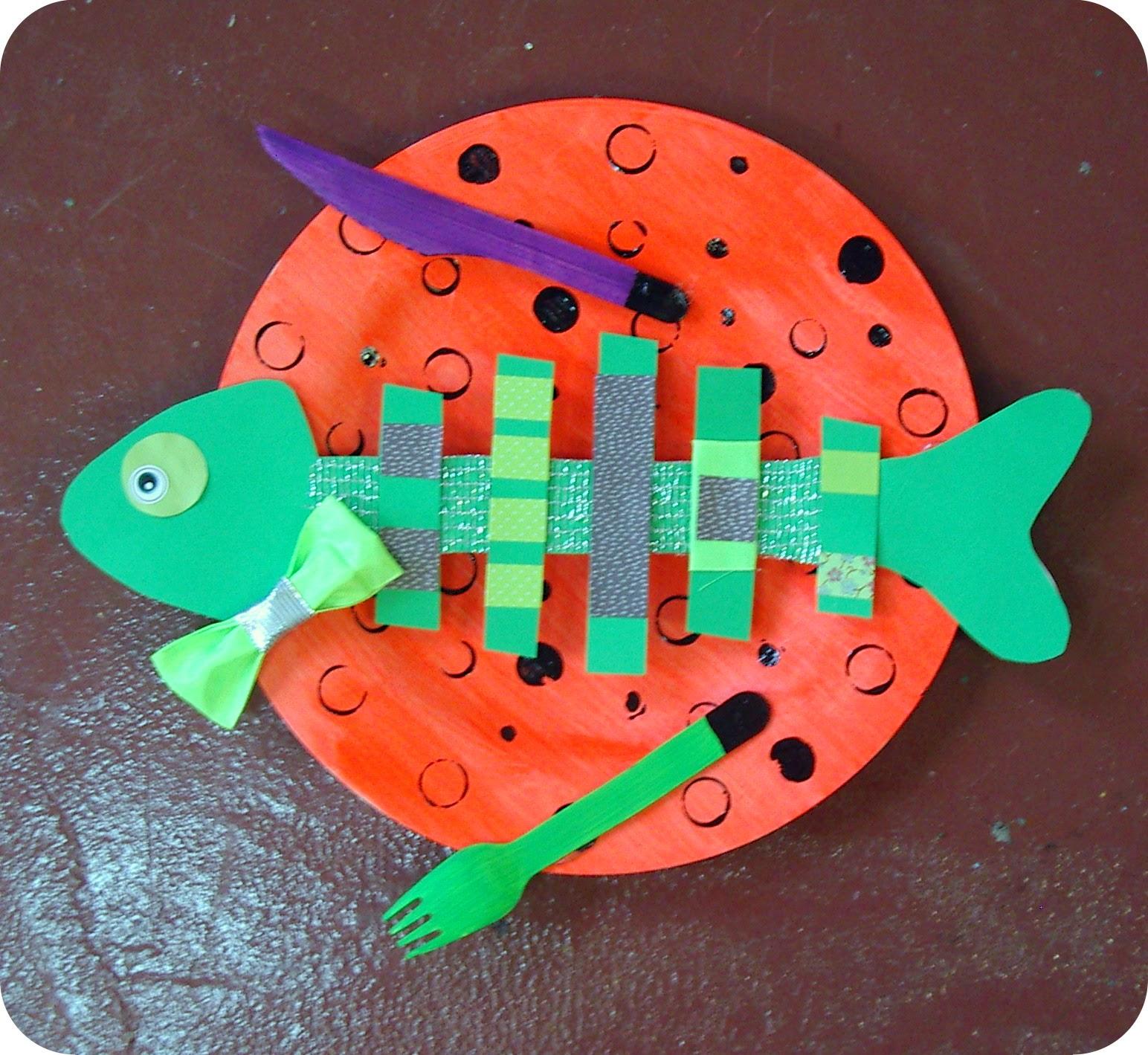 Micka lle delam poissons d 39 avril l 39 atelier de dessin - Poisson en maternelle ...
