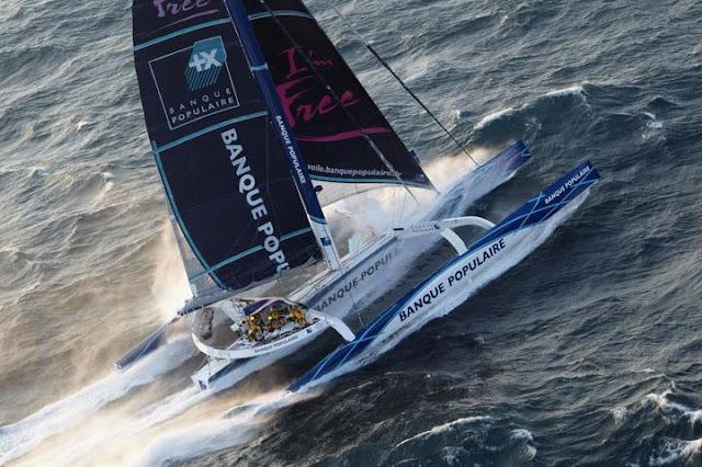 fastest circumnavigation around the world