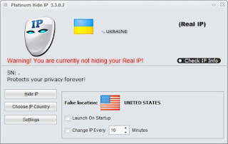 Platinum Hide IP 3.4.7.8 Full Version