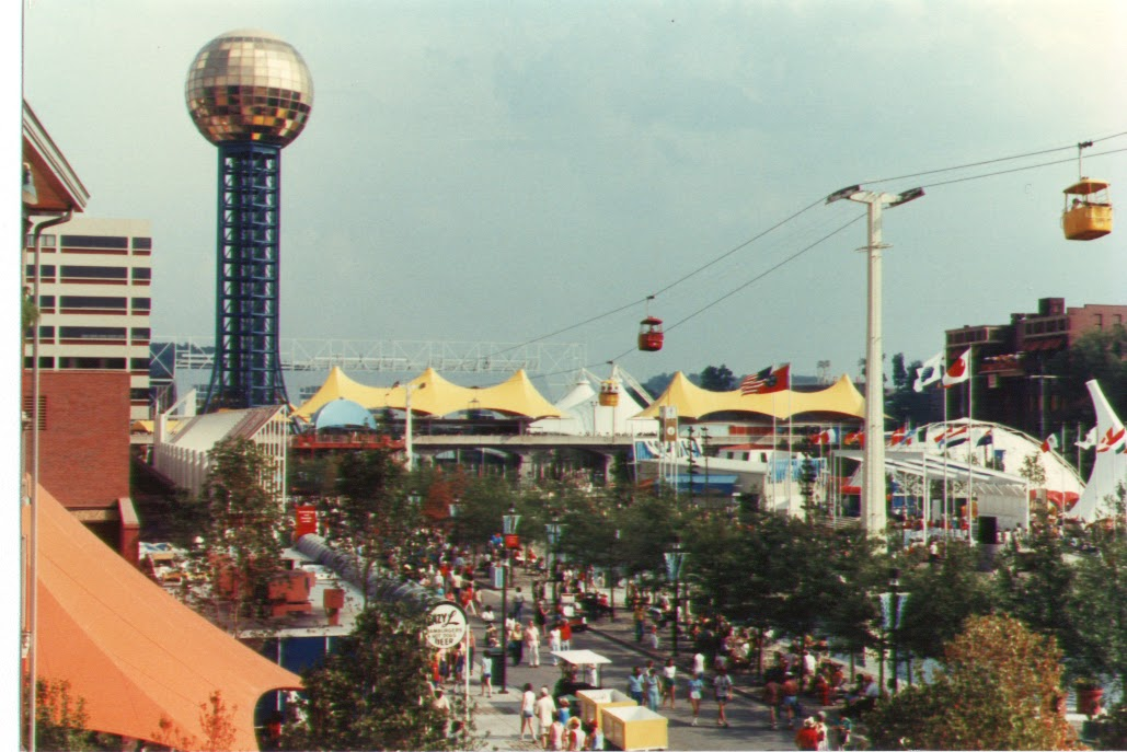 1982 worlds fair knoxville tennessee photo by john white 1982
