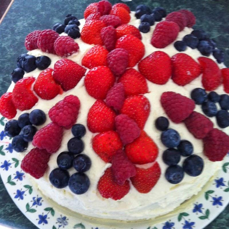 …..more cake…..