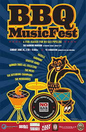 BBQ Music Fest | NO GAS PIPELINE Fundraiser