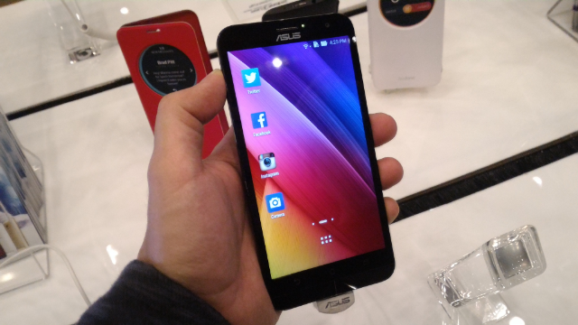 Zenfone 2 Laser 5.5 Philippines
