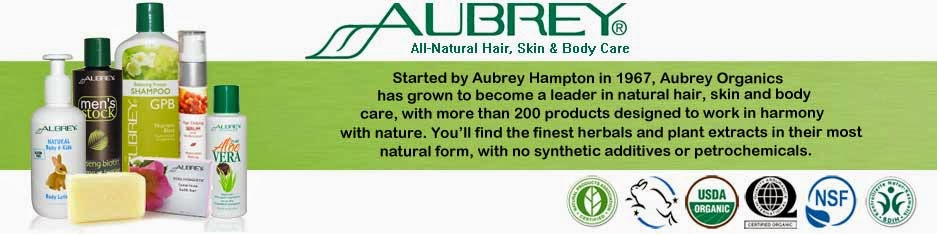 Aubrey Organics Sales !