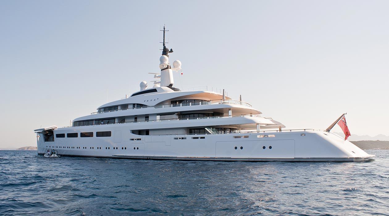 VAVA II  Superyacht