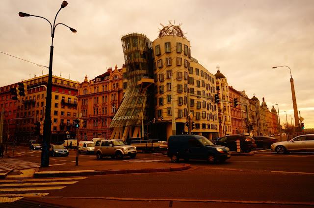 MyTravelnotes.Ru - Танцующий Дом в Праге