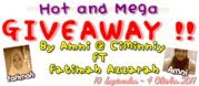 Hot and Mega GiveAway