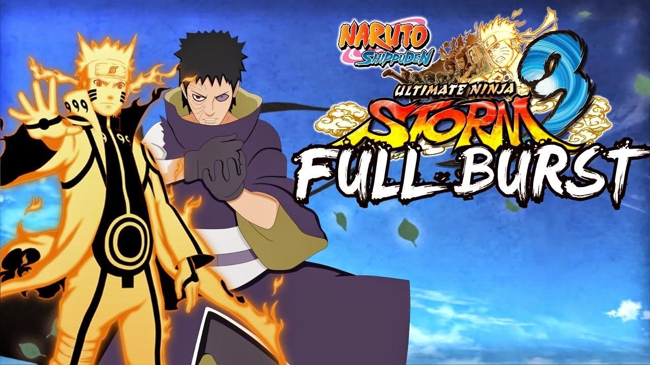 Naruto Shippuden Ultimate Ninja Strom 3 Full Burst   WARNA ...
