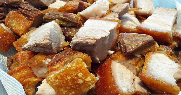 Bagnet Recipe (Crispy Fried Pork Belly)