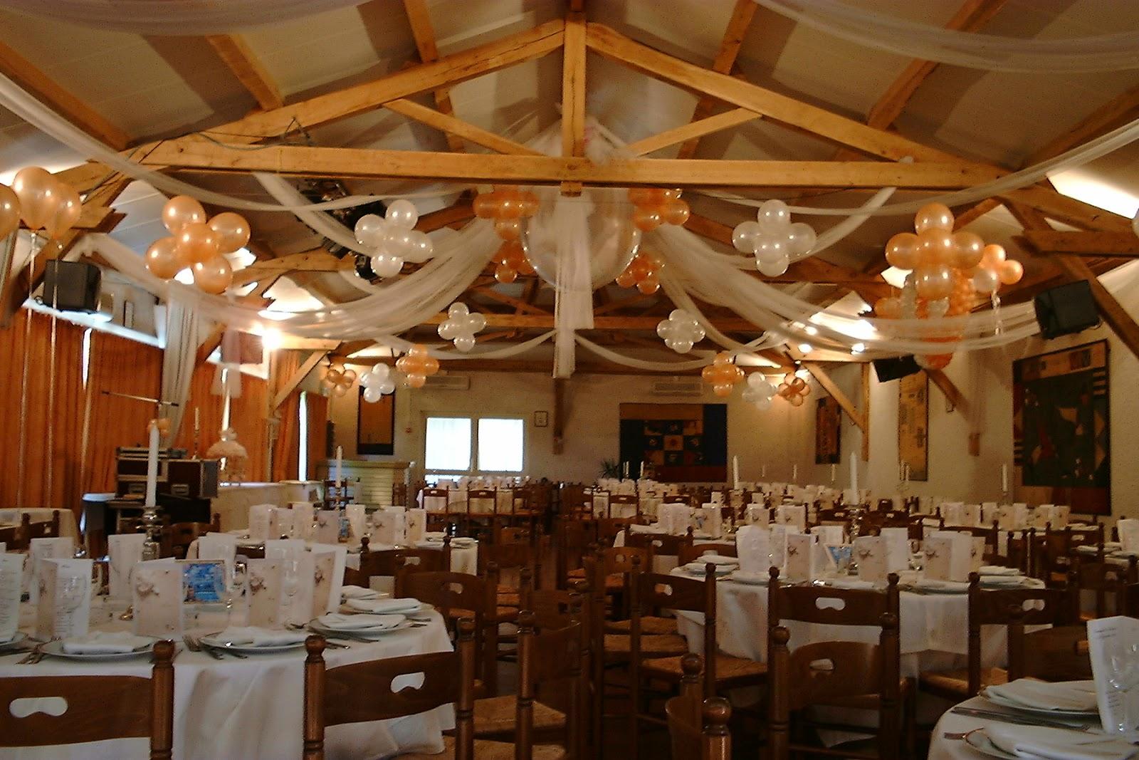 decoration de mariage pour plafond id es et d. Black Bedroom Furniture Sets. Home Design Ideas