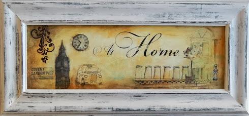 """""""At home"""""""