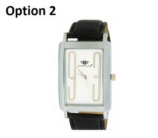Numera UNO wrist watch