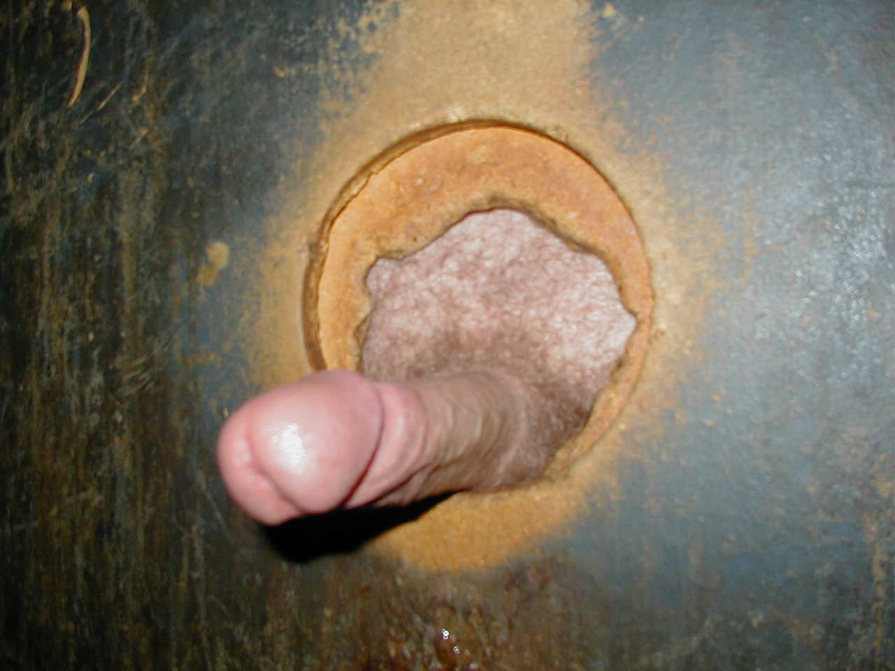 Glory hole dick pictures