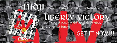Nidji liberty victory [full album 2012]