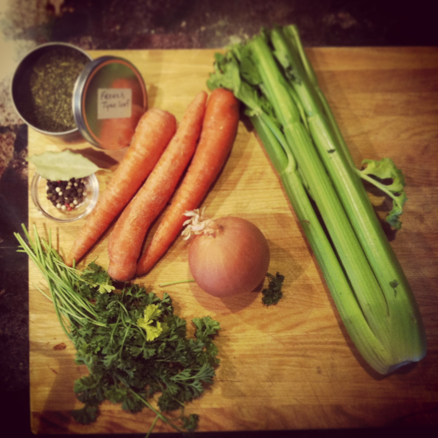 Rooted Vegan: How To Make the Best Vegetable Stock