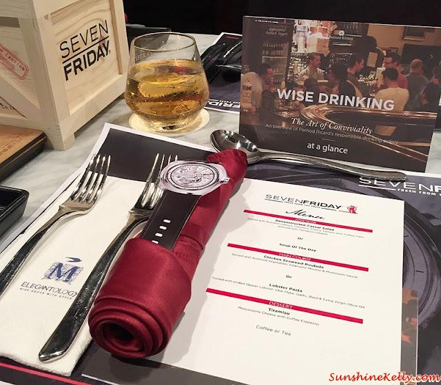 SEVENFRIDAY V-Series Launch in Kuala Lumpur, SEVENFRIDAY,  V-Series, Elegantology Gallery & Restaurant, Publika, Solaris Dutamas, Luxury Watch