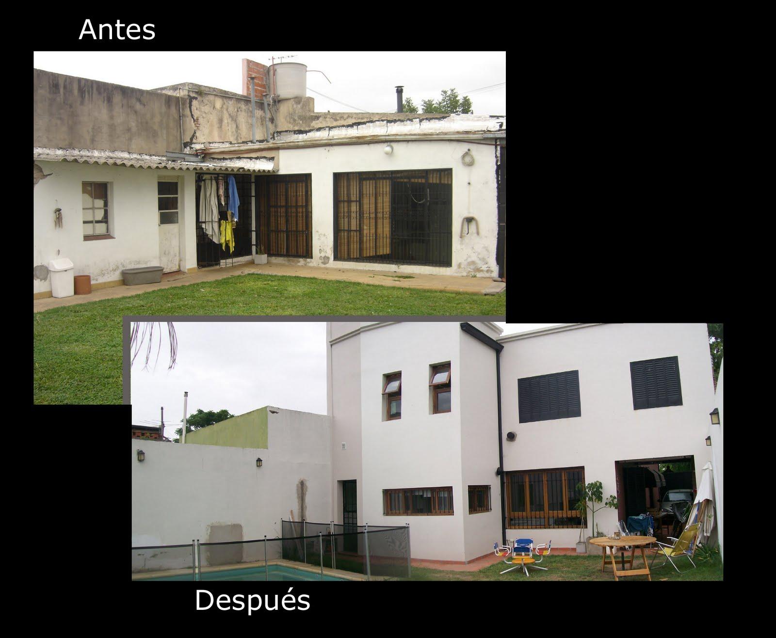 Rd arquitectura urbana reforma y ampliaci n vivienda for Estudios de arquitectura la plata