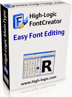 Download High-Logic FontCreator Pro v. 5.6 Full + Serial