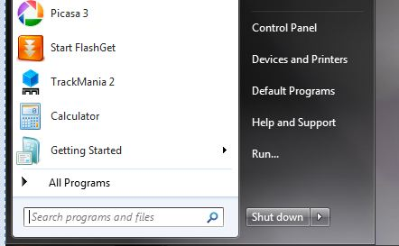 how to reactivate a command start