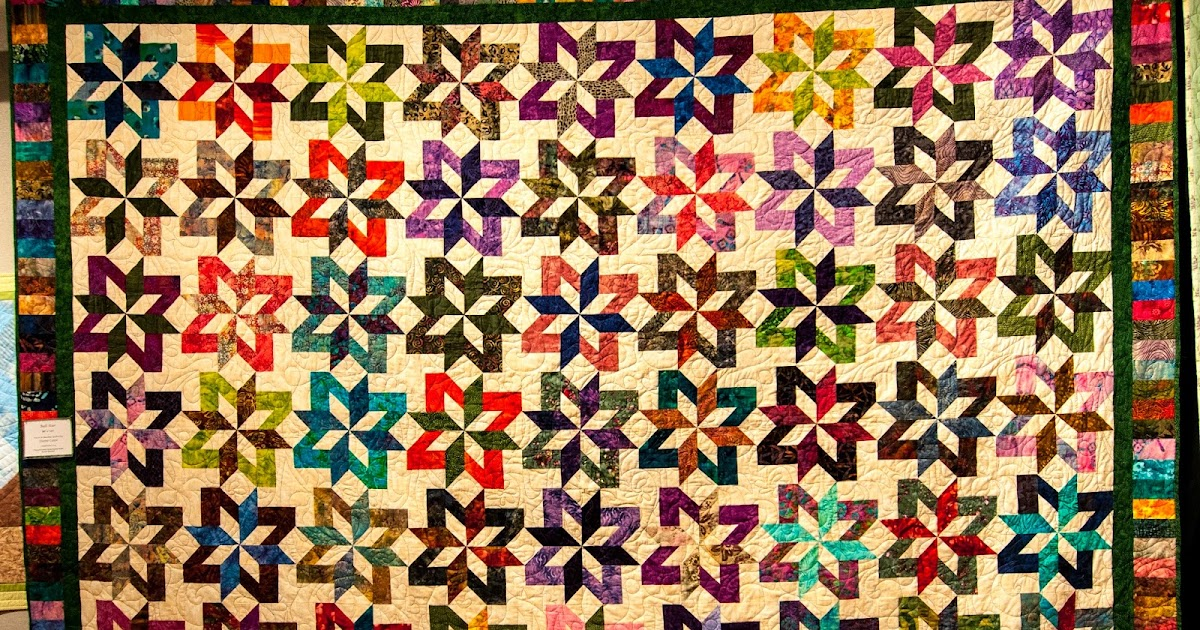 Totally Crazy Quilt Life  Anne C Jacobson  Light Heart