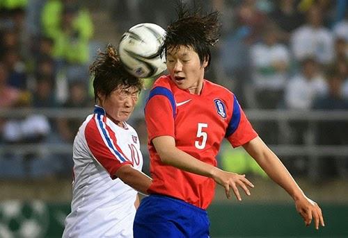 ĐT Nữ Việt Nam - Hàn Quốc