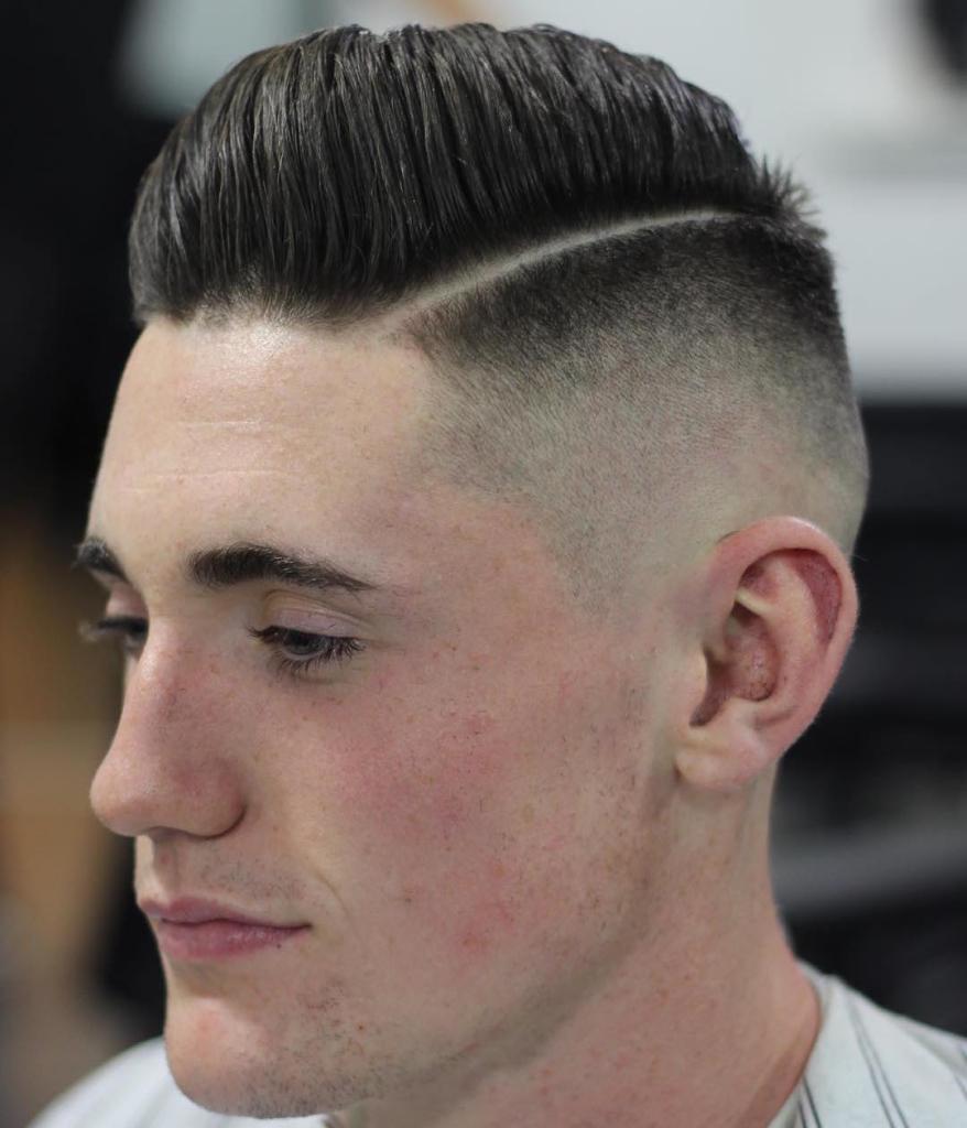 Причёски на средние волосы с чёлкой на свадьбу