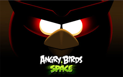 Free Download Angry Birds Space for Android Phone