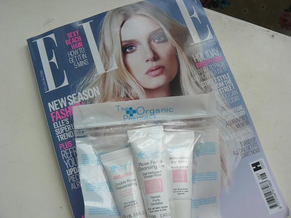 Magazine freebie