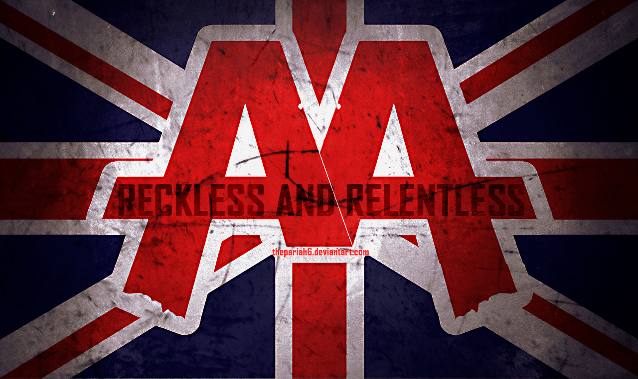 Asking Alexandria - Reckless and RelentlessAsking Alexandria Lyrics Wallpaper