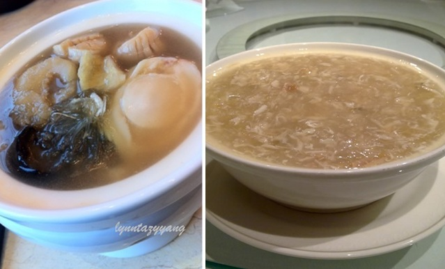 how to cook shark fin soup with crabmeat
