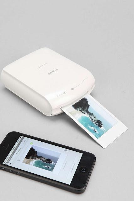 gadgets, oficina, impresora, smartphones, Fujifilm