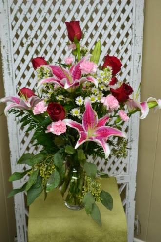 Charity in Bloom Arrangement