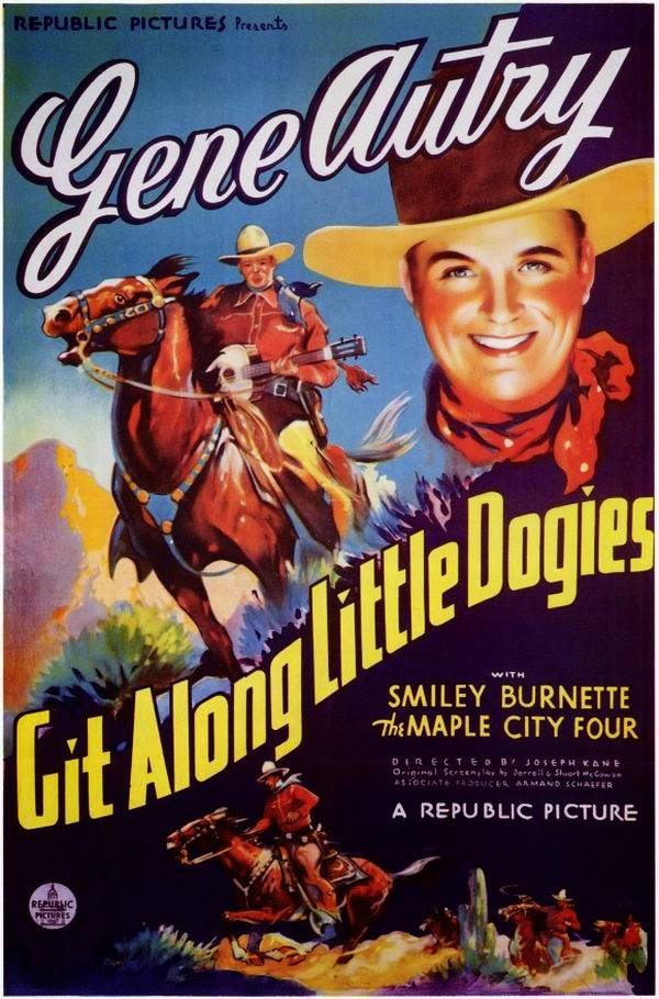 Git Along Little Dogies 1937
