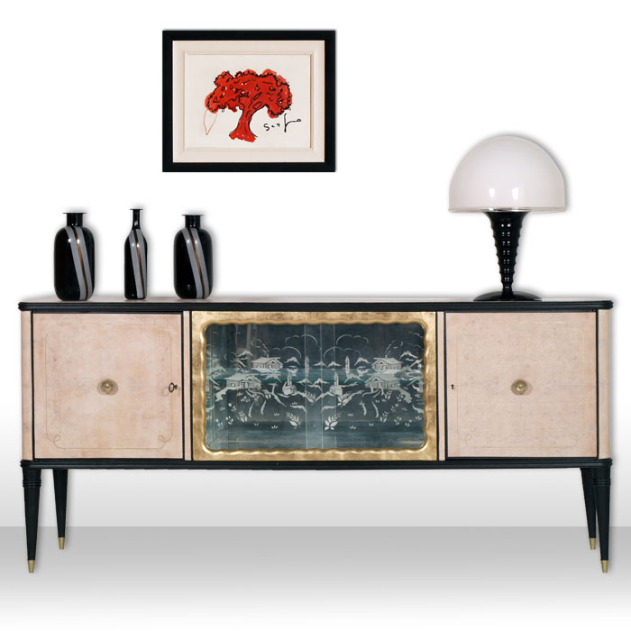 Mobili art deco atelier myartistic credenza art dec for Mobili design vintage