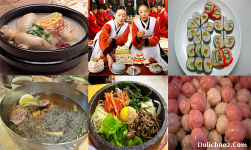 Tour Du Lịch Hàn Quốc 5 Ngày Chương Trình Đặc Sắc Khởi Hành Trong Tháng Tour+am+thuc+han+quoc